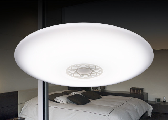 High Light Outlet Bright Ceiling Light Fixtures 56W 5000LM With Low Power Consumption